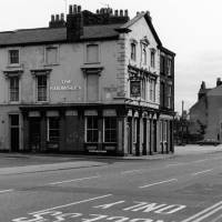 The Knowsley, public house, Bootle, 1987