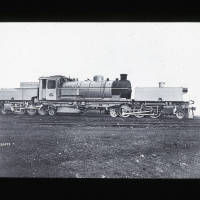 Locomotive no 2257