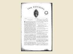 The Radleian 1910 - No. 367 July