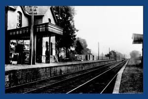 Haydons Road Station, Wimbledon