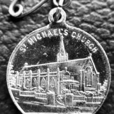 St Michael's Church Medal