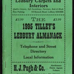 Tilley's Ledbury Almanack 1995