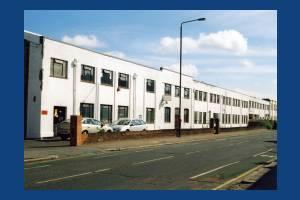Southdown Works, Kingston Road