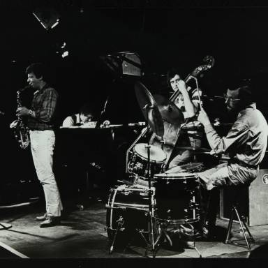 Ray Warleigh, Mick Pyne, Daryl Runswick and Spike Wells (left to right)