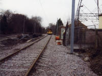 Croydon Tramlink - Construction
