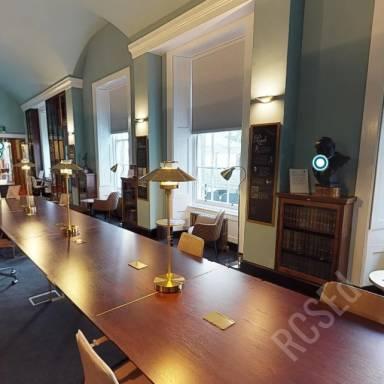 Virtual Tour Room - MacLaren Research Centre