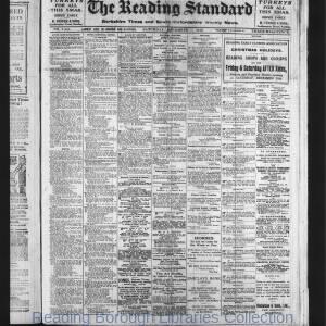 Reading Standard Etc 12-1918
