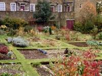 South Close, Morden: Vegetable Gardens