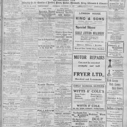 Hereford Journal - September 1919