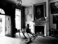 Interior of Southside House, Wimbledon