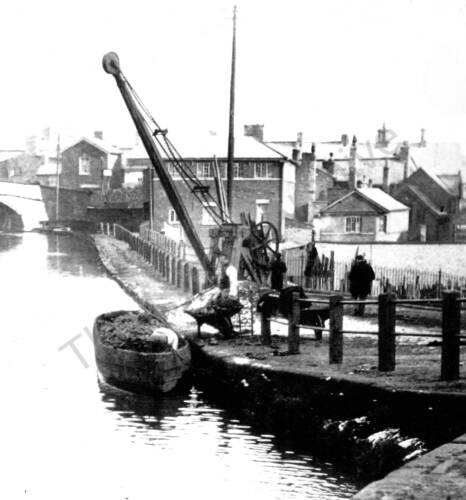 Coal wharf