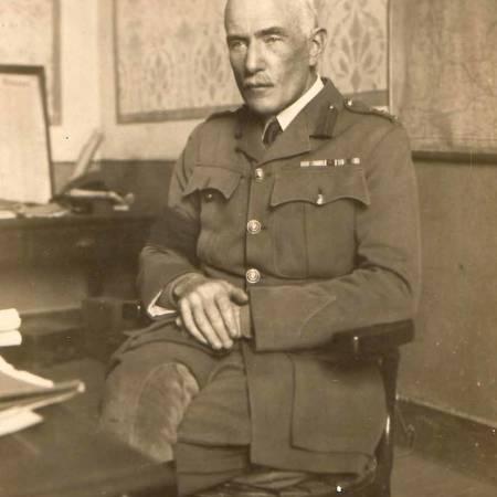 Colonel Harold Stephen Langhorne CMG CB