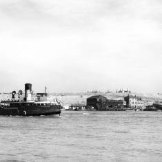 Steam Ferry Northumbrian