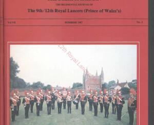 9th-12th Lancers, 1987