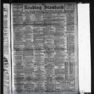 Reading Standard Etc 09-1916