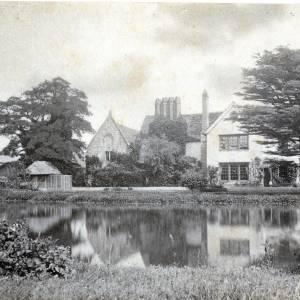 Brinsop Court, Herefordshire by Alfred Watkins