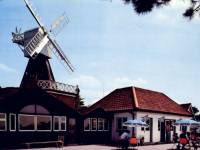 Wimbledon windmill and cafe, Wimbledon Common