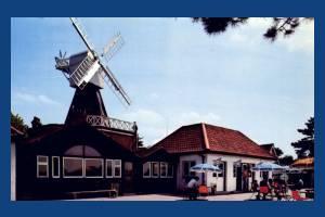 Wimbledon windmill and cafe, Wimbledon Common