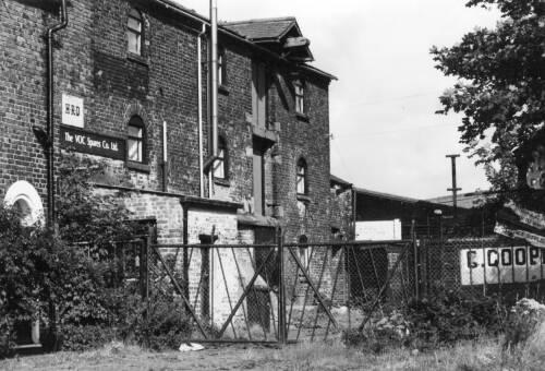 Burford Lane Warehouse