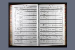 BeattyBaptism record