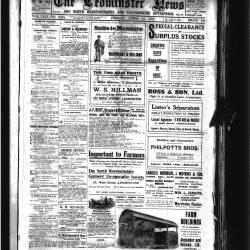 Leominster News - April 1922