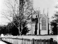 Mitcham Church and Vicars Field