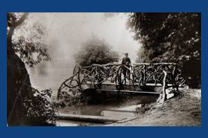 Bridge, Wandle Park, Colliers Wood