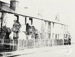 Crofts cottages, Wimbledon