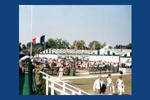 All England Lawn Tennis Club, Wimbledon: Picnic area