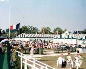 All England Lawn Tennis Club, Wimbledon: Picnic area