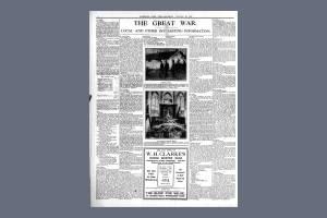 29 JANUARY 1916