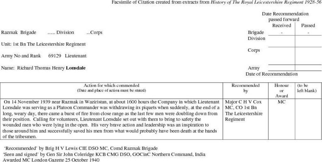 13 Lonsdale MC citation 25 Oct 40.jpg