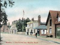 London Road: Crown Inn, Morden