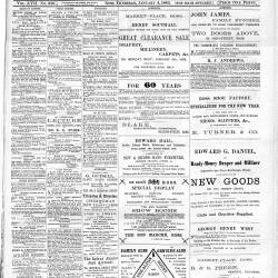 Ross Gazette - 1883