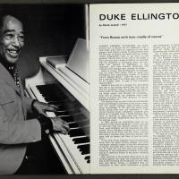 Duke Ellington Orchestra British Tour - October 1971 003