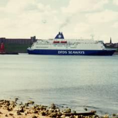 DFDS Seaways Ferry