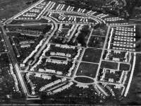Pollards Hill Estate: Aerial View