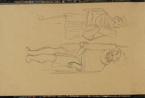 Page 2 of sketchbook 1