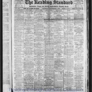 Reading Standard Etc 09-1918