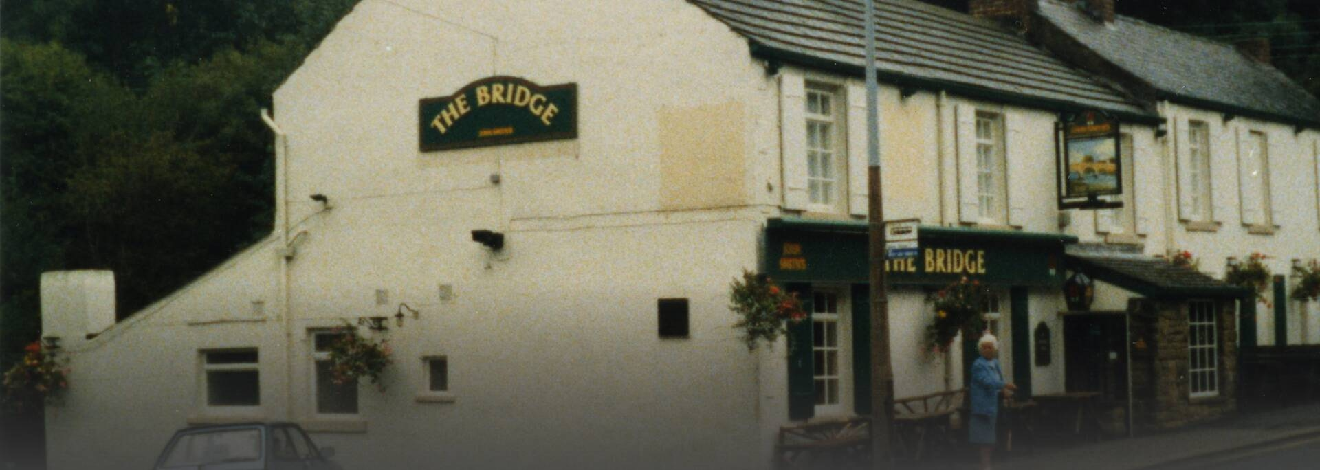 The Bridge Inn, 1989 Sheffield in Bloom