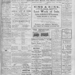 Hereford Journal - 25th July 1914