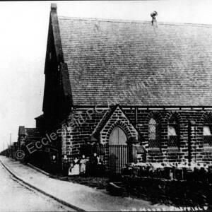 Grenoside Methodist Chapel Norfolk Hill