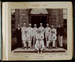 Photograph Album - 1911-1916_0002 Rowing VIII 1911.jpg