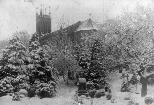 003 Winter 1915 - used for Christmas calendar