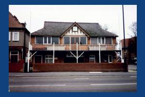 Mitcham Cricket Club Pavilion
