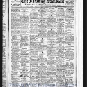 Reading Standard Etc 09-1919