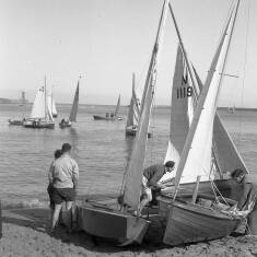 The Sailing Club at Herd Sands