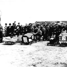Buggy Race at Trow Rocks