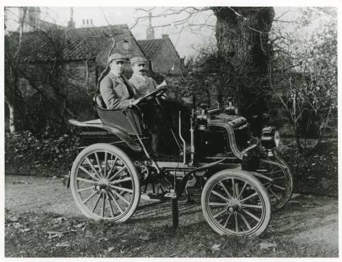 Panhard car