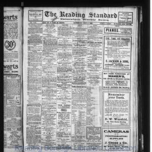 Reading Standard Etc 05-1915